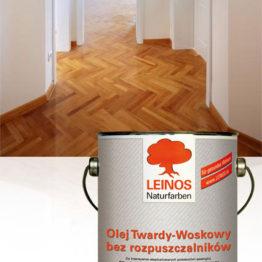 Olej Twardy-Woskowy